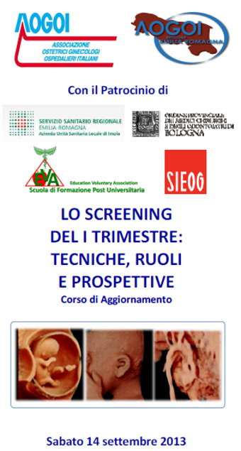 Screening del I trimestre